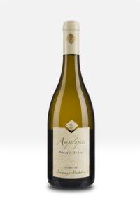 Pouilly Fuissé Ampélopsis Chardonnay Saumaize Michelin Vin Bourgogne Vergisson
