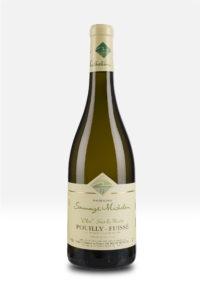Pouilly Fuissé Clos sur la Roche Domaine Saumaize Michelin Vergisson Bourgogne