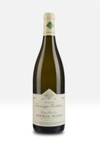 Pouilly Fuissé Vignes Blanche Chardonnay Vergisson Bourgogne Saumaize Michelin