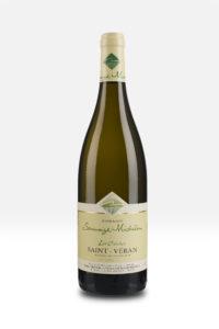 Saint Véran les Crèches Chardonnay Domaine Saumaize Michelin Vergisson Bourgogne vin